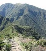 長滝山~御山